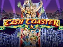 Виртуальный слот-аттракцион от компании IGT Cash Coaster