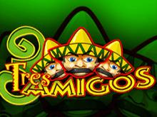 Онлайн игра для любителей Мексики Tres Amigos