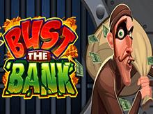 Комичные грабители в виртуальной игре Bust The Bank
